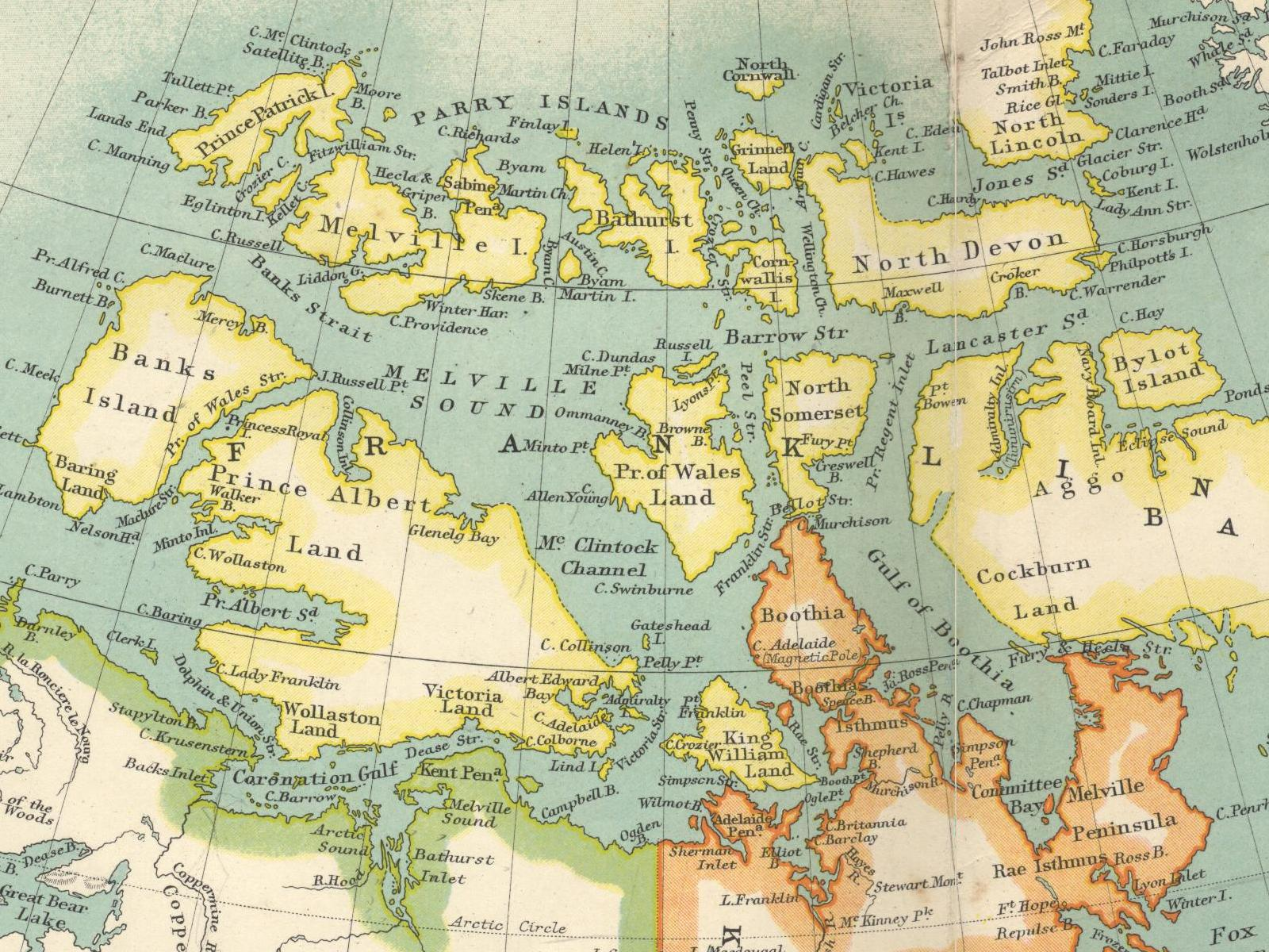 Map Of Canada 1900.Desktop Background Images Canada Ca 1900